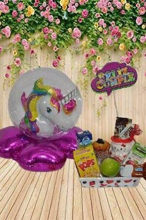 Desayuno Unicornio, Desayunos Sorpresas.com