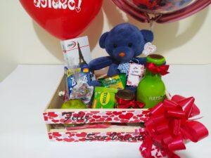 """Desayuno """"Felicidades"""" A Galeria de imagen de producto_de foto_ desayunossorpresas.com"""