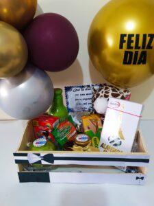 """Desayuno """"Felicidades"""" B Galeria de imagen de producto_de foto_ desayunossorpresas.com"""