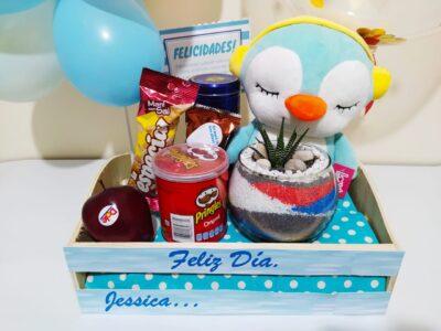 Detalle Iris Azul Galeria de imagen de producto_de foto_ desayunossorpresas.com