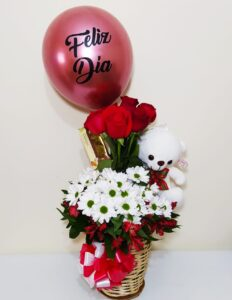 Arreglo floral de amistad Producto_desayunossorpresas.com