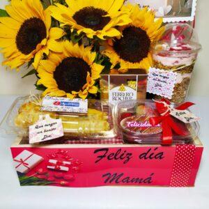 """Desayuno """"Para tí"""" Galeria de imagen de producto_de foto_ desayunossorpresas.com"""