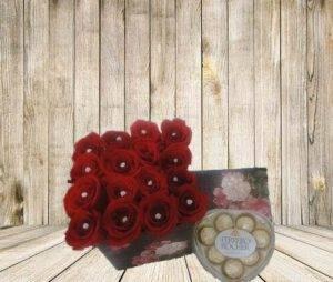 Arreglos Florales Rosas y Chocolates, Desayunos Sorpresas.com, Arreglos Florales Express