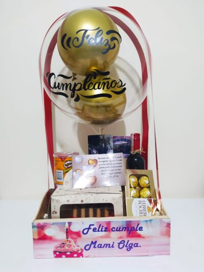 Detalle con Torta Producto_desayunossorpresas.com