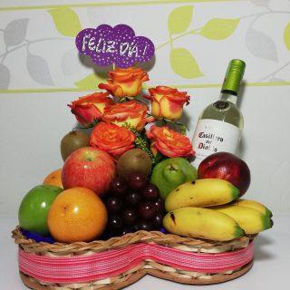 Detalle frutal, Desayunos Sorpresas.com, Parte 1