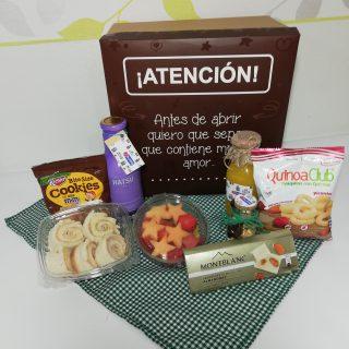 Detalle atencion, Desayunos Sorpresas.com, parte 1