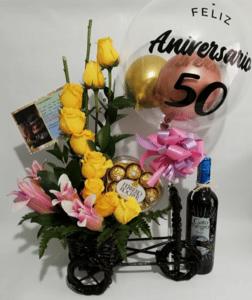 catalogo de arreglos florales desayunossorpresas.com arreglo floral bicicleta especial