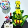 galeria de imagen de desayunossorpesas.com arreglo floral con chomelos