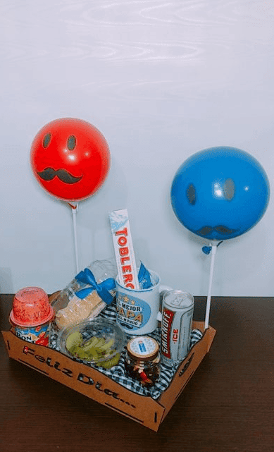 galeria desayuno bandeja feliz dia