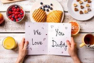 desayunos dia del padre