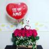 galeria de productos desayunossorpresas.com detalle rosas de san valentin